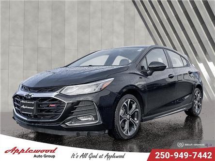 2019 Chevrolet Cruze LT (Stk: G1001) in Port Hardy - Image 1 of 23