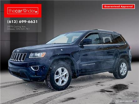 2015 Jeep Grand Cherokee Laredo (Stk: ) in Ottawa - Image 1 of 24