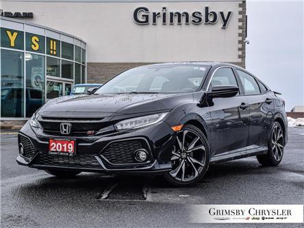 2019 Honda Civic Si Base (Stk: U5072) in Grimsby - Image 1 of 28
