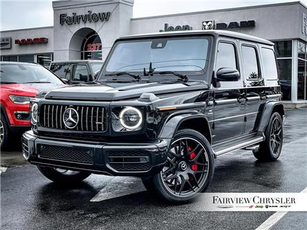 2020 Mercedes-Benz AMG G 63 Base (Stk: U18372) in Burlington - Image 1 of 22
