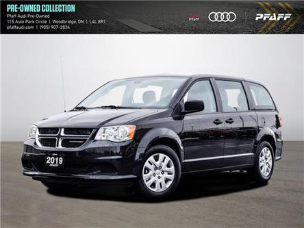 2019 Dodge Grand Caravan CVP/SXT (Stk: C8204) in Woodbridge - Image 1 of 22