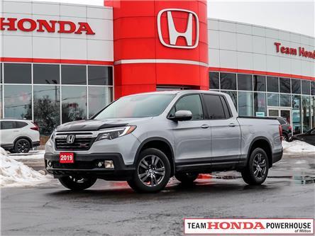 2019 Honda Ridgeline Sport (Stk: 3773A) in Milton - Image 1 of 30