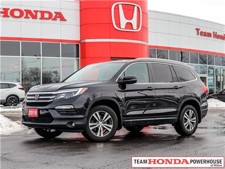 2018 Honda Pilot EX-L RES (Stk: 3802) in Milton - Image 1 of 8