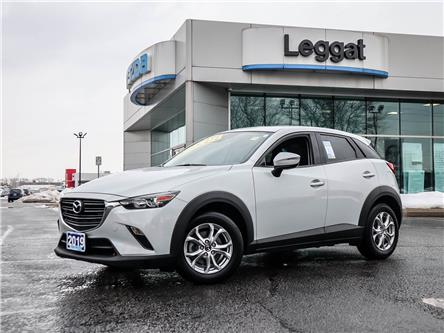 2019 Mazda CX-3 GS (Stk: 2454LT) in Burlington - Image 1 of 30