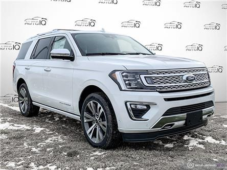2020 Ford Expedition Platinum (Stk: A92816) in St. Thomas - Image 1 of 29