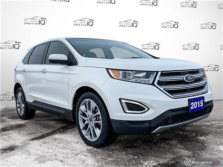 2015 Ford Edge Titanium (Stk: 7057AX) in St. Thomas - Image 1 of 29