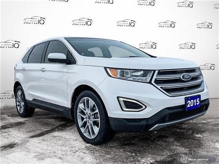 2015 Ford Edge Titanium (Stk: 7057AX) in St. Thomas - Image 1 of 29