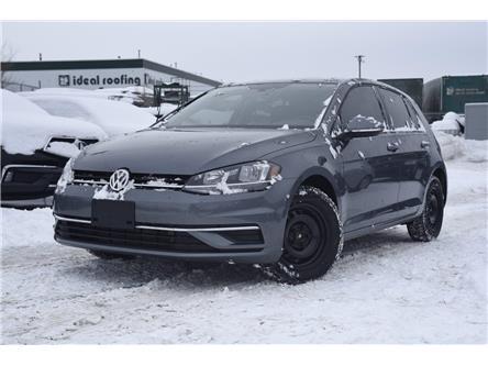 2019 Volkswagen Golf 1.4 TSI Comfortline (Stk: P2335A) in Ottawa - Image 1 of 22
