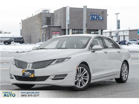 2015 Lincoln MKZ Hybrid Base (Stk: 628098) in Milton - Image 1 of 21