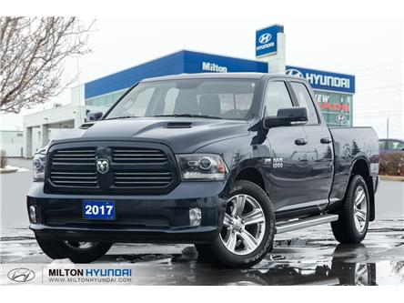 2017 RAM 1500 Sport (Stk: 652795) in Milton - Image 1 of 21