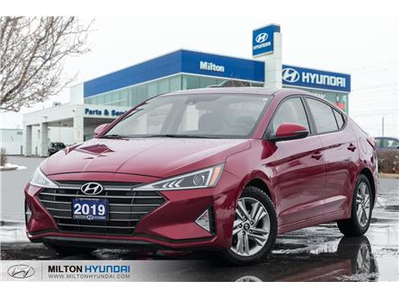 2019 Hyundai Elantra Preferred (Stk: 870492) in Milton - Image 1 of 20
