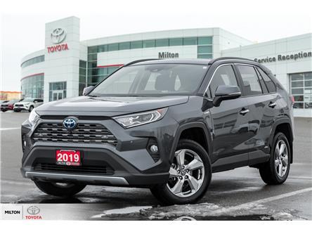 2019 Toyota RAV4 Hybrid Limited (Stk: 041541) in Milton - Image 1 of 23