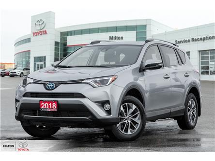2018 Toyota RAV4 Hybrid LE+ (Stk: 233709A) in Milton - Image 1 of 21