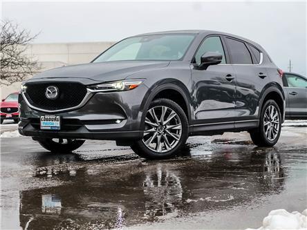 2019 Mazda CX-5 Signature w/Diesel (Stk: 21118B) in Cobourg - Image 1 of 30
