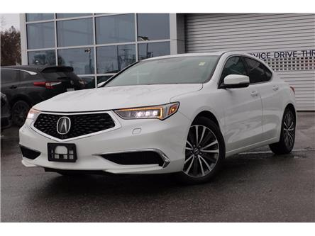 2018 Acura TLX Tech (Stk: 19358A) in Ottawa - Image 1 of 25