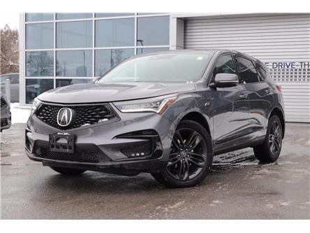 2019 Acura RDX A-Spec (Stk: P19318) in Ottawa - Image 1 of 30