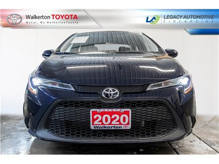 2020 Toyota Corolla LE (Stk: P9048) in Walkerton - Image 1 of 15