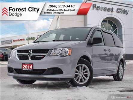 2014 Dodge Grand Caravan SE/SXT (Stk: 20-C034A) in London - Image 1 of 29