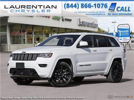 2021 Jeep Grand Cherokee Laredo (Stk: 21193) in Greater Sudbury - Image 1 of 22