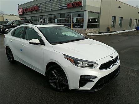 2021 Kia Forte EX+ (Stk: 327045) in Milton - Image 1 of 12