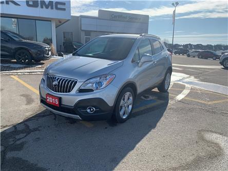 2015 Buick Encore Convenience (Stk: 219956) in Strathroy - Image 1 of 11