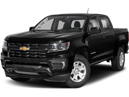 2021 Chevrolet Colorado WT (Stk: F-ZKKZ3H) in Oshawa - Image 1 of 5