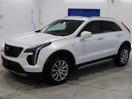 2021 Cadillac XT4 Premium Luxury (Stk: 21019) in Peterborough - Image 1 of 20