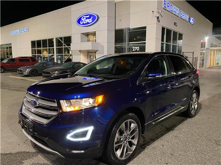 2016 Ford Edge Titanium (Stk: OP2154) in Vancouver - Image 1 of 25
