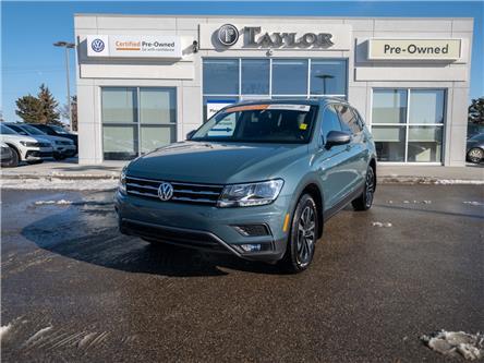 2020 Volkswagen Tiguan IQ Drive (Stk: 6755) in Regina - Image 1 of 39