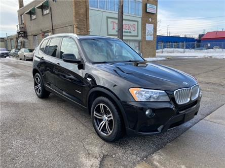 2012 BMW X3 xDrive28i (Stk: ) in Etobicoke - Image 1 of 30