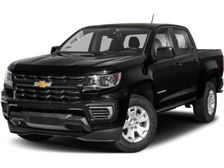 2021 Chevrolet Colorado Z71 (Stk: F-ZKWBR1) in Oshawa - Image 1 of 5