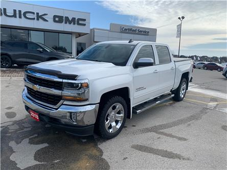 2018 Chevrolet Silverado 1500 1LT (Stk: 3GCUKR) in Strathroy - Image 1 of 9