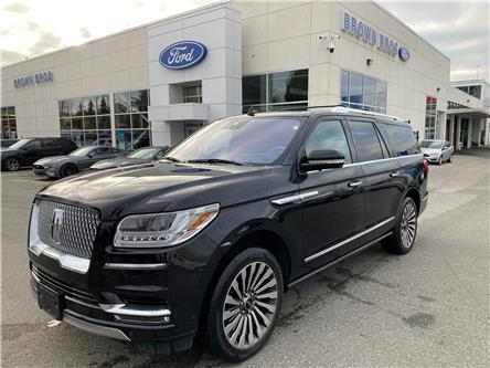 2019 Lincoln Navigator L Reserve (Stk: OP2155) in Vancouver - Image 1 of 27