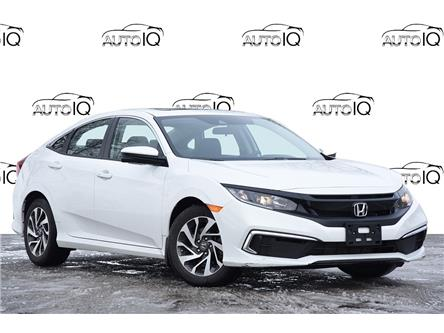 2019 Honda Civic EX (Stk: OP4069A) in Kitchener - Image 1 of 19