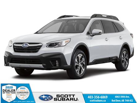 2021 Subaru Outback Limited XT (Stk: 172837) in Red Deer - Image 1 of 9