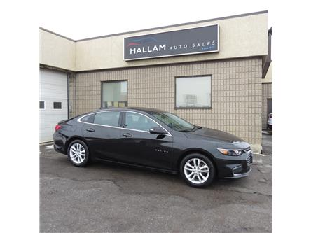 2017 Chevrolet Malibu 1LT (Stk: ) in Kingston - Image 1 of 18