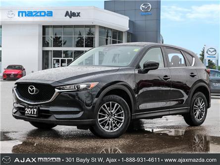2017 Mazda CX-5 GS (Stk: P5719) in Ajax - Image 1 of 30
