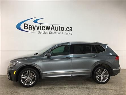 2019 Volkswagen Tiguan Highline (Stk: 37689W) in Belleville - Image 1 of 26