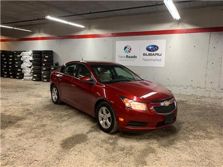 2014 Chevrolet Cruze 2LT (Stk: P855A) in Newmarket - Image 1 of 11