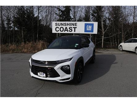 2021 Chevrolet TrailBlazer RS (Stk: TM119666) in Sechelt - Image 1 of 24