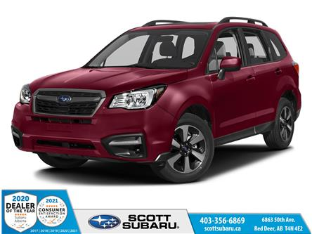 2018 Subaru Forester 2.5i Touring (Stk: SS0432) in Red Deer - Image 1 of 6