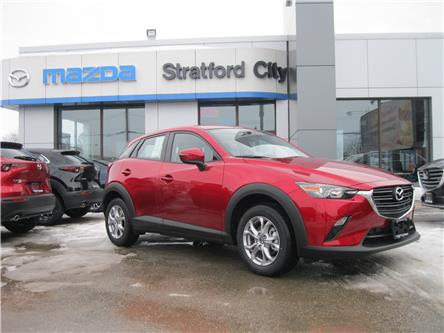 2021 Mazda CX-3 GS (Stk: 21041) in Stratford - Image 1 of 13