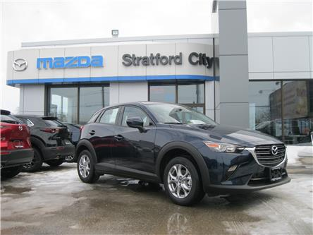 2021 Mazda CX-3 GS (Stk: 21042) in Stratford - Image 1 of 13