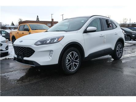 2021 Ford Escape SEL (Stk: 2100540) in Ottawa - Image 1 of 18