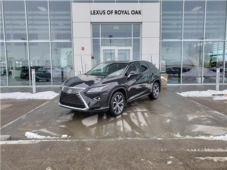 2018 Lexus RX 350 Base (Stk: L21163A) in Calgary - Image 1 of 22