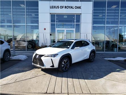 2021 Lexus UX 250h Base (Stk: L21231) in Calgary - Image 1 of 13