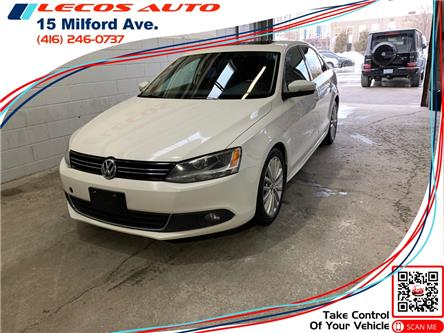 2012 Volkswagen Jetta 2.5L Highline (Stk: 313889) in Toronto - Image 1 of 13