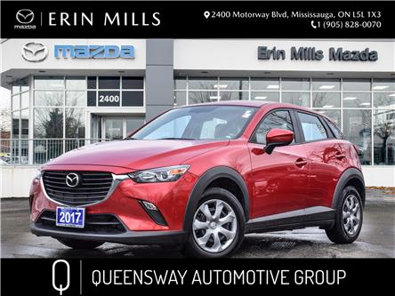 2017 Mazda CX-3 GX (Stk: 21-0216A) in Mississauga - Image 1 of 30
