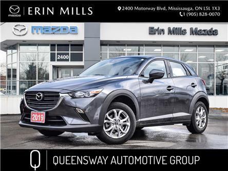 2019 Mazda CX-3 GS (Stk: P4634) in Mississauga - Image 1 of 26