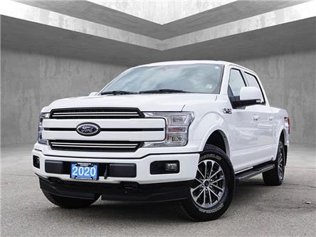 2020 Ford F-150 Lariat (Stk: 9659A) in Penticton - Image 1 of 24